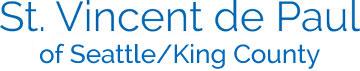 Logo: St Vincent de Paul of Seattle / King County